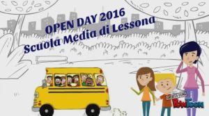 Open Day della scuaola secondaria di primo grado